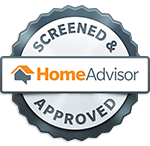 HomeAdvisor Screened and Approved Award | Dry Fresh Plus Reviews